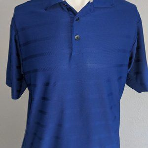 Adidas ClimaCool Blue Polo Great Condition